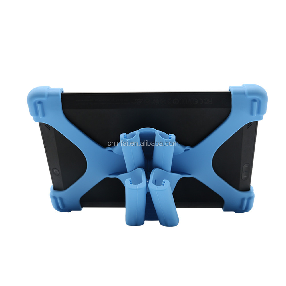 The anti-shock smart 7-12 inch tablet silicone case cover