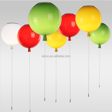 Children Kids Balloon Fancy Ceiling LED Light Lamp