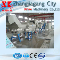 Waste film Recycling crushing washing cleaning Line