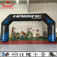 Customized Produce Advertising Inflatable arch U shape