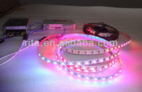 4m DC5V WS2812B led pixel srip,non-waterproof;60leds/m+T-1000S sd controller+5V/60W power supply