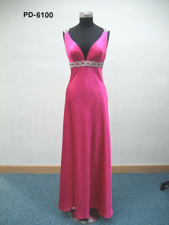 ladies prom dress