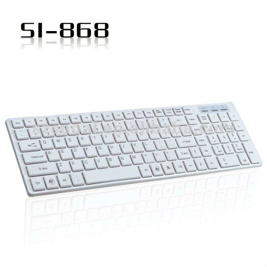 latest fashion design keyboard slim wired computer keyboard