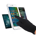 Ultra-Soft Brushed Interior For Comfort & Warmth Texting Gloves for Smartphone & Touchscreen Devices