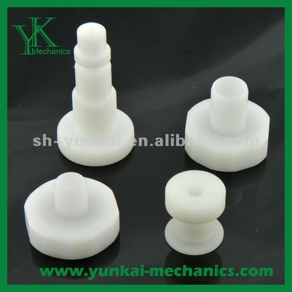 Rapid prototype, ABS, PP, PA, PC, plastic cnc turning parts, precision cnc machining parts