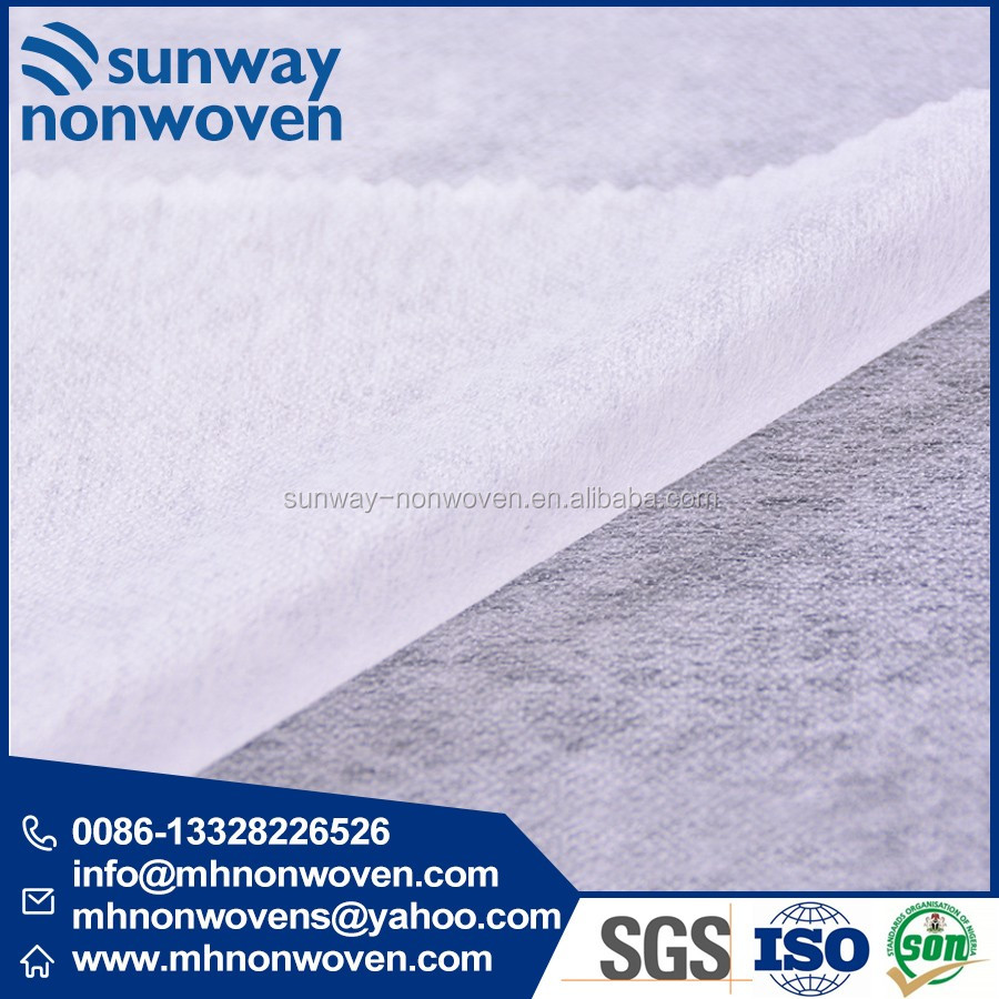 Top Grade Breathable Spunlace Nonwoven Fabric for Wet Tissue Use