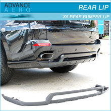 FOR 2007-2010 BMW X5 E70 FRP H STYLE REAR BUMPER LIP SPOILER BODY KITS