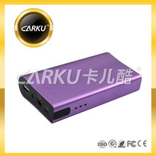 2015 New OEM CARKU Fast Mobile Portable Power Bank for iphone, tablet pc, etc