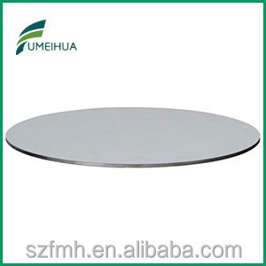 Fumeihua indoor Round 600 /12mm thickness HPL <strong>table</strong> top