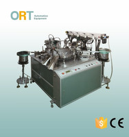 Automatic Cap Assembly Machine With 4 Parts