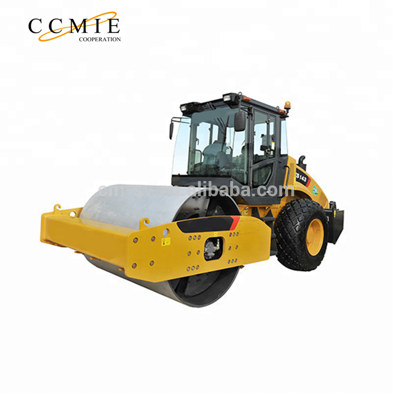<strong>14</strong> ton XS143J Single Drum Vibratory Compact Road Roller For Sale