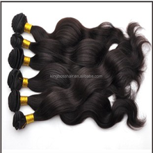reasonable price virgin brazilian hair weave wholesale price on alibaba