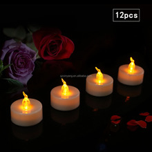 Grave Led Flickering Candle Light With CE&ROHS
