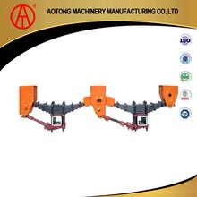 American type tandem-axle mechnical suspension system for heavy duty truck or trailer