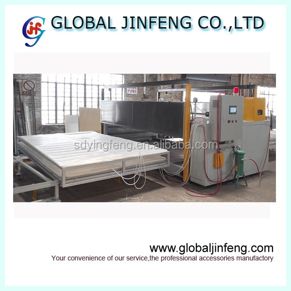 JFLE-1836 popular CE certification EVA film laminated glass machine furnace