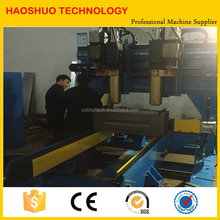 Spot welding machine for corrugated fin embossment for transformer corrugated tank making