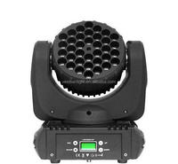 New Pro 36x3W RGBW LED Beam and Wash Moving Head stage Lighting 200w For Disco/Bar/Stage