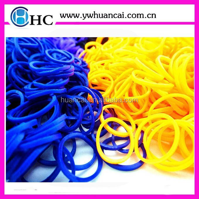 China wholesale bracelet loom / Loom Bandz / crazy loom bands sets