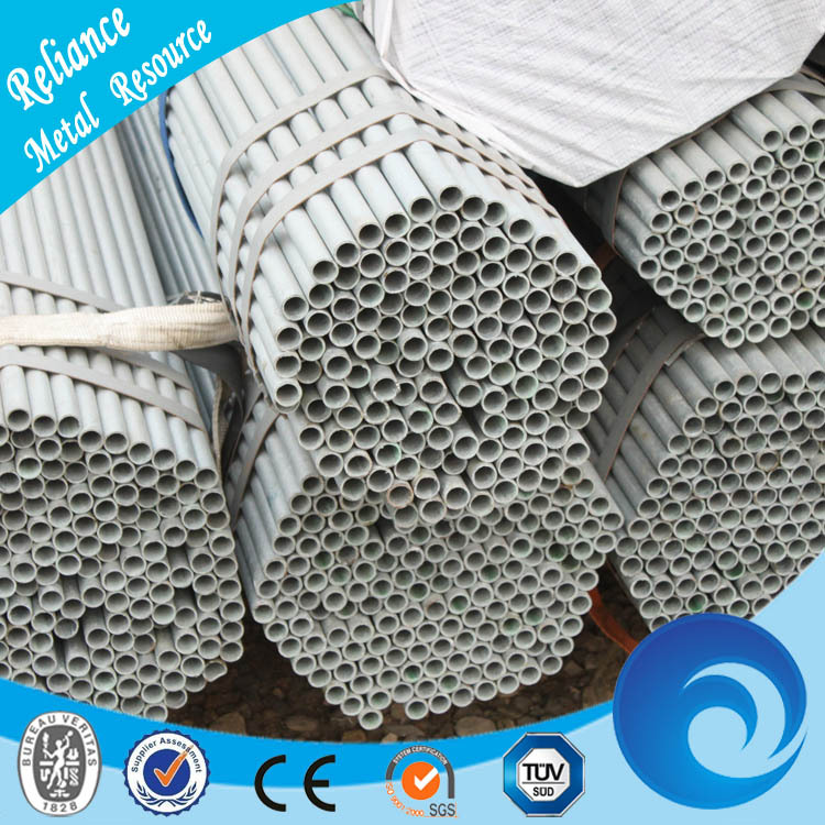 BS1387 GALVANIZED DRAIN PIPE MANUFACTURER