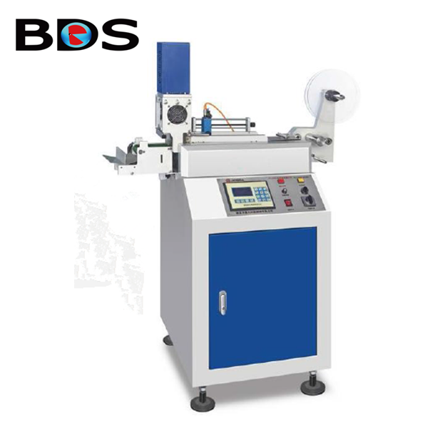 1500W automatic ultrasonic printed label sealing and cutting machine