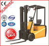 1.5 ton small forklift electric truck price for sale