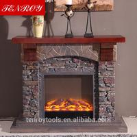 Customized Service double sided gas fireplace indoor for wholesales