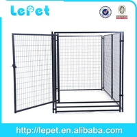 large outdoor welded panel portable dog enclosure panels