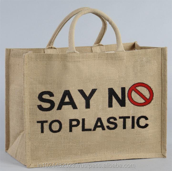 JUTE TOTE BAGS, ECO FRIENDLY,MANUFATURER,KOLKATA,INDIA