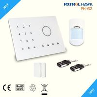 D.I.Y Install & Touch Keypad Smart Intruder Alarm With 3 Years Warranty PH-G2