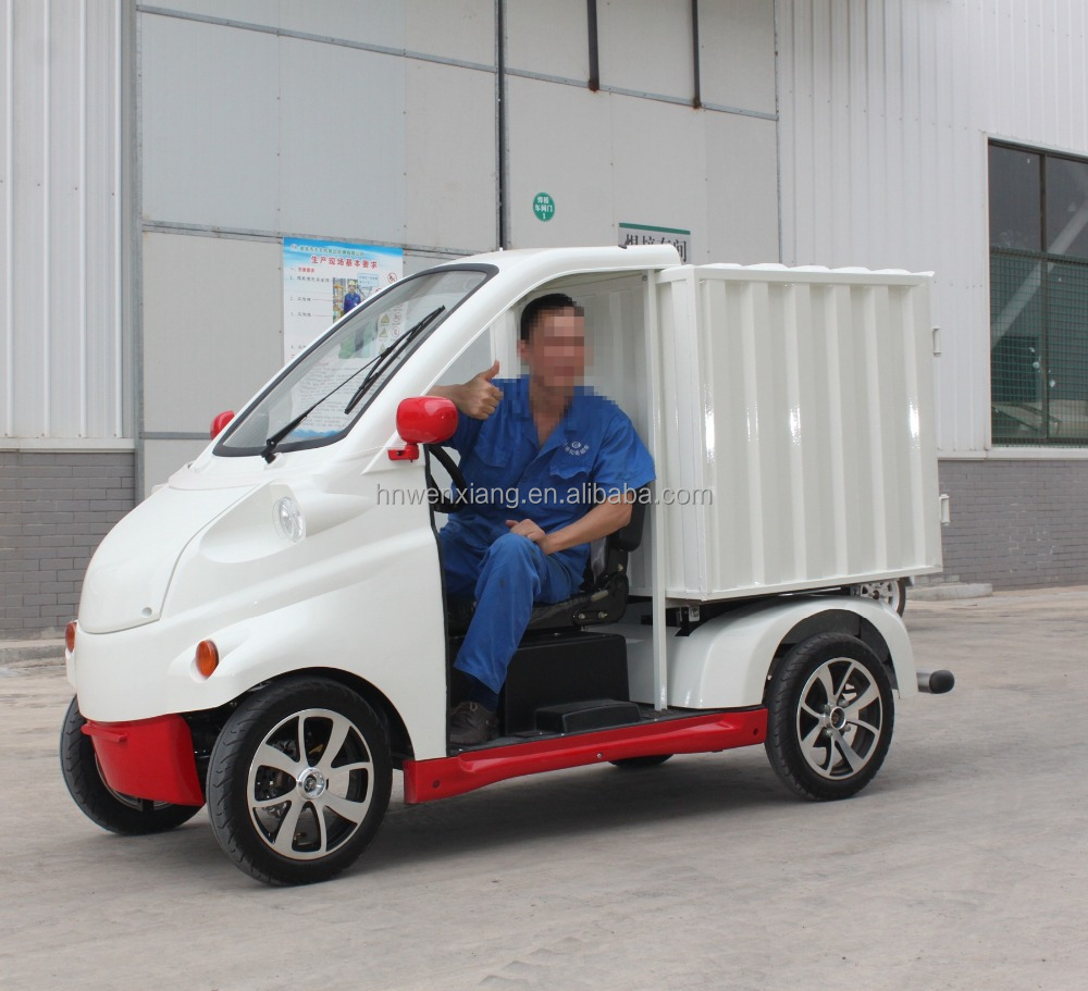 Cargo van type buy car from china