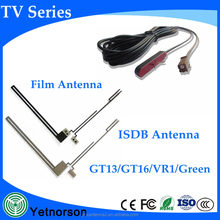 New stype tv antenna Super thin car tv antenna for window mounting