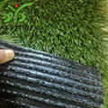 atural looking comfortable 4 tone color garden landscaping synthetic turf artificial grass