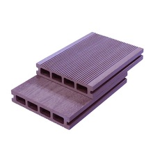 Hollow WPC Wood Plastic Composite Deck Boards