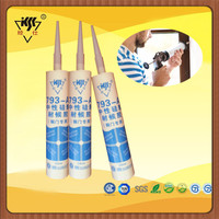 JS-A8 Neutral Silicone Sealant Transparent Silicone Adhesive For Glass