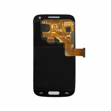 Fast shipping good price screen digitizer for samsung galaxy s4 mini lcd i9195