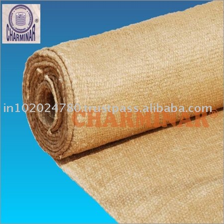 Vermiculite Coated Ceramic Welding Blanket