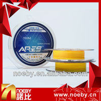 NOEBY150m manufactory carbon & nylon fly fishing line