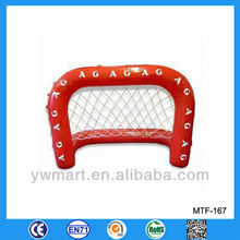 Kids inflatable football gate, inflatable soccer football goal gate for kids