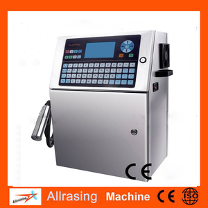 With CE Stainless Steel Small Character Inkjet Printing Machine For Coding/Printing Machine For Bottle/Wire / Cable / Egg/Bag