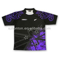 latest sublimation new custom cricket jersey made