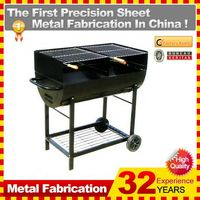2014 Professional Custom smoke free bbq grill for sale