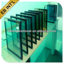 3mm-12mm energy saving on-line/off-line Low-E Glass for curtain wall
