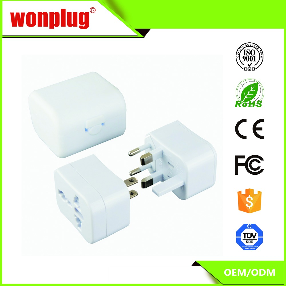 Travel plug adapter For promotion gift
