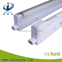 T4 lighting fixtures with switch and cover 10w 12w 16w 20w 24w 32w