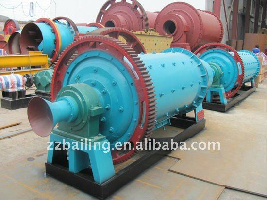 Better price ores ball mill used for grinding clinker