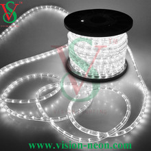 10mm round shape 230V flexible led rope lighting