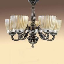 cheap colored glass chandeliers (IH5380-5)