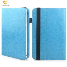 2018 Universal Flod Stand PU Wallet Leather Flip Case Cover For Tablet pad