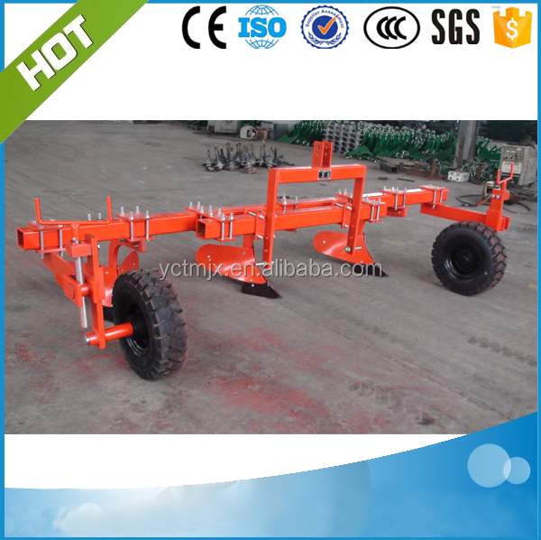 Tractor 3-point mounted ditching plow furrow plow