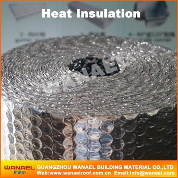 Wanael Aluminum Foil Double Bubble Heat Insulation Cavity Wall Insulation